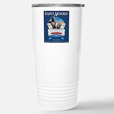 blue-label high res Travel Mug