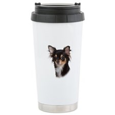 Chi#3Plain Travel Mug