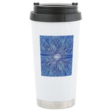 snowflake 1 Travel Coffee Mug