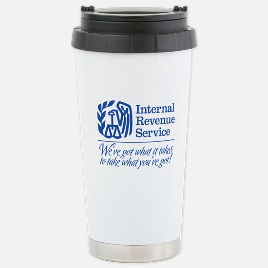 IRS Parody Travel Mug