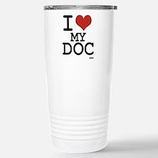 I LOVE MY DOC Travel Mug