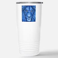Winter Lion Travel Mug