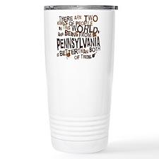 pennsylvania_brown Travel Mug