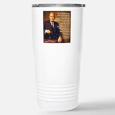 Eisenhower Every Gun 1 Travel Mug