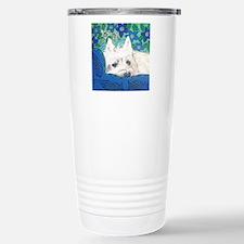 SQlite Westie Travel Mug