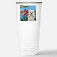 MouseLite Labradoodle Travel Mug