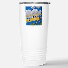 SQ FlightCrew Stainless Steel Travel Mug