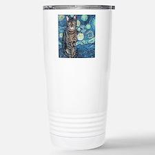 SQ StarryCat Stainless Steel Travel Mug