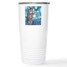 SQLite StarryCat Travel Coffee Mug