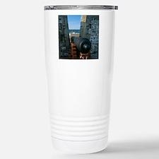 Cannon at Kings Bastion Travel Mug