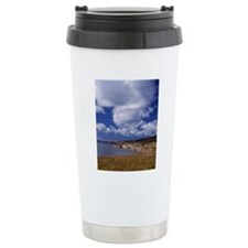 A small community on th Travel Coffee Mug