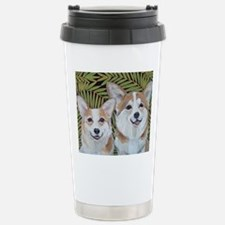 Mouse Corgies Travel Mug