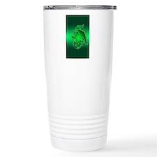 urban griffin green Travel Mug