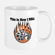 How I Roll (Dice) Mug