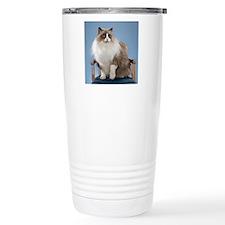 Sam blue Travel Mug