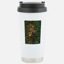 Tiger Stalking (low res Travel Mug