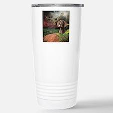 godmadedogs(button) Travel Mug