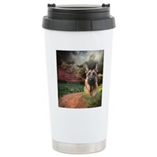 godmadedogs(button) Travel Mug