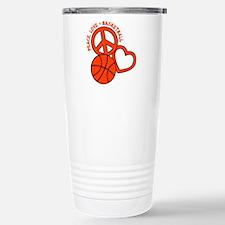 P,L,Basketball, neon or Travel Mug
