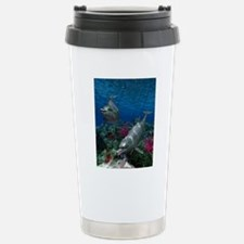 oceanworld_16x20_print Stainless Steel Travel Mug