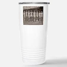 Yale Rowing Team Travel Mug