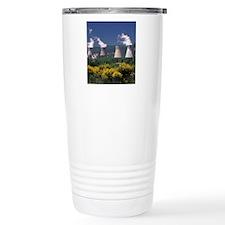 Pierrelatte. Nuclear re Travel Mug