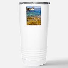 Corsica. Clear water in Travel Mug