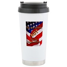 we people Travel Coffee Mug