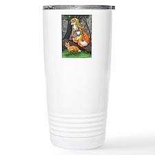 Summon fox 8x10 Travel Mug