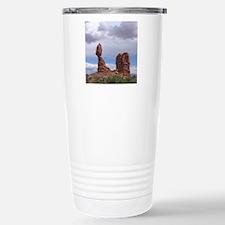 balanced rock Stainless Steel Travel Mug