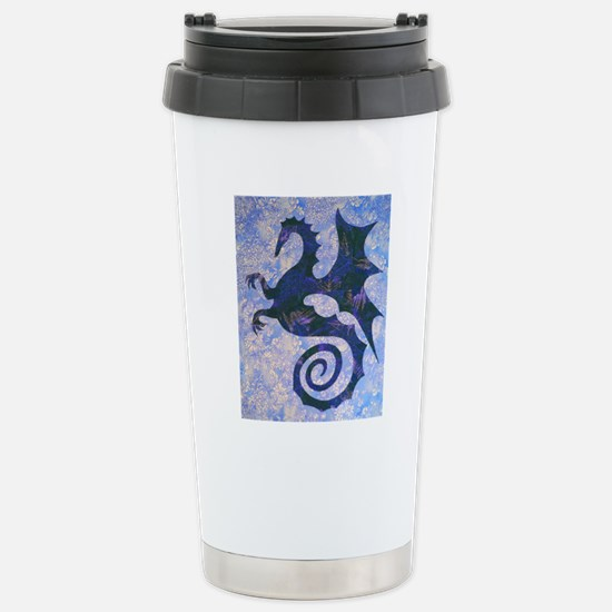 Blue Drake Stainless Steel Travel Mug