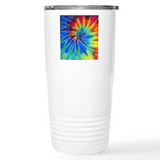 Btn Blue Spiral Travel Mug