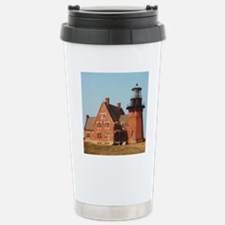 Block Island Light II Travel Mug