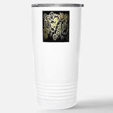 GearsWallClockFaces8.5 Travel Mug