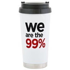 we99 shirt big Thermos Mug