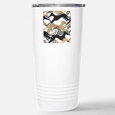 FrescoHounds Stainless Steel Travel Mug