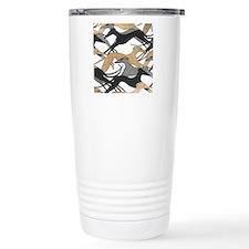 FrescoHounds Travel Coffee Mug
