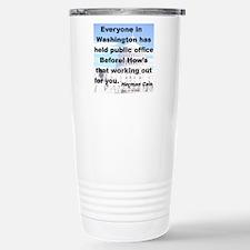 EVERYONE IN WASHINGTON  Stainless Steel Travel Mug