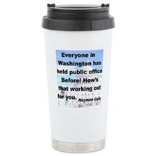 EVERYONE IN WASHINGTON  Travel Mug