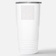 10x10_apparel_600smiles Travel Mug