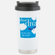 DivaBagHRCloudNine Stainless Steel Travel Mug