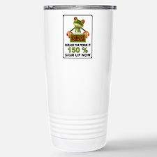 OBAMA GEKKO Travel Mug