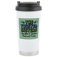 greyscalblue Travel Mug
