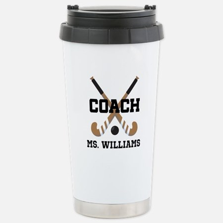 Personalized Field Hockey Coach