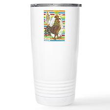 cp rooster chakra c Travel Mug