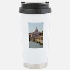 St. Peter's Basilica (a Stainless Steel Travel Mug