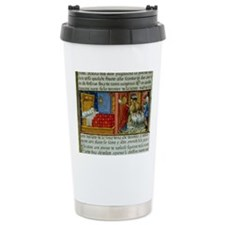 Saint Joachim leaves hi Thermos Mug