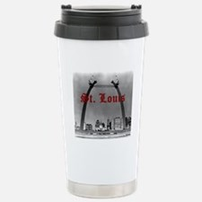 arch Stainless Steel Travel Mug