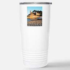Spain. Catalonia. Tossa Thermos Mug