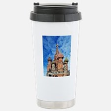 The ornate spires of St Travel Mug
